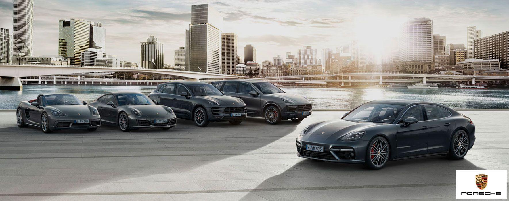Site internet Porsche